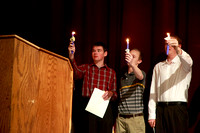Honor Society Induction (November 2013)